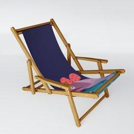 Ribbon eels Sling Chair