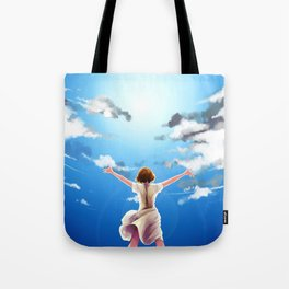 This is the beginning. Tote Bag
