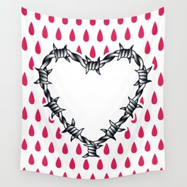 Love you (variation 06) Wall Tapestry