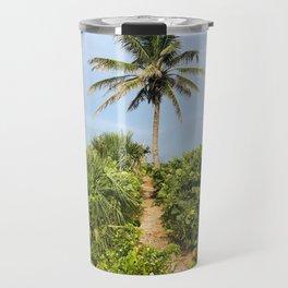 Palm of Palm Beach Travel Mug