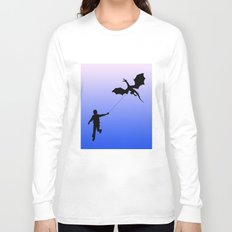 Magical Dragon Dragon Long Sleeve T-shirt