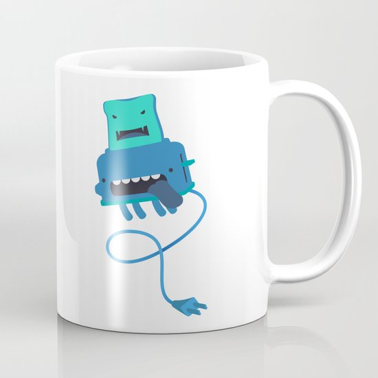Toast made me do it Mug