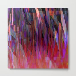 unsettled 4d Metal Print