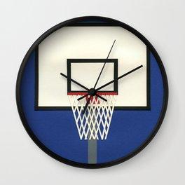 Oakland Basketball Team III Wall Clock