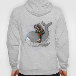 Above and beyond outer space Hoody