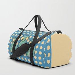 Zombie Cat Duffle Bag