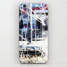 Through it all iPhone Skin