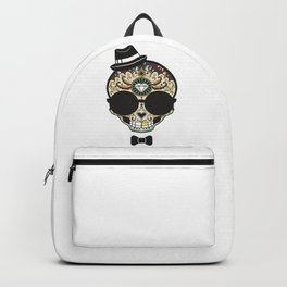 Blind Sugar Skull Backpack