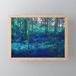 Troll Woods  Framed Mini Art Print