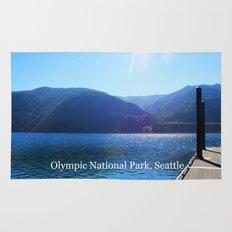 Olympic National Park landscape photography  Rug