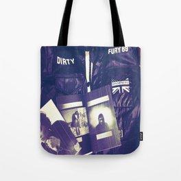 Dirty Fury 69 mixtape Tote Bag