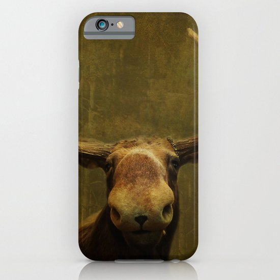 In Your Face iPhone & iPod Case