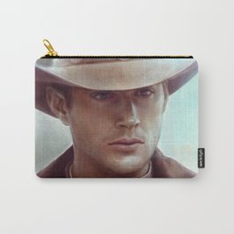 Dean Winchester from Supernatural Carry-All Pouch