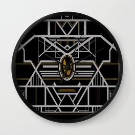 Art Deco in G Wall Clock