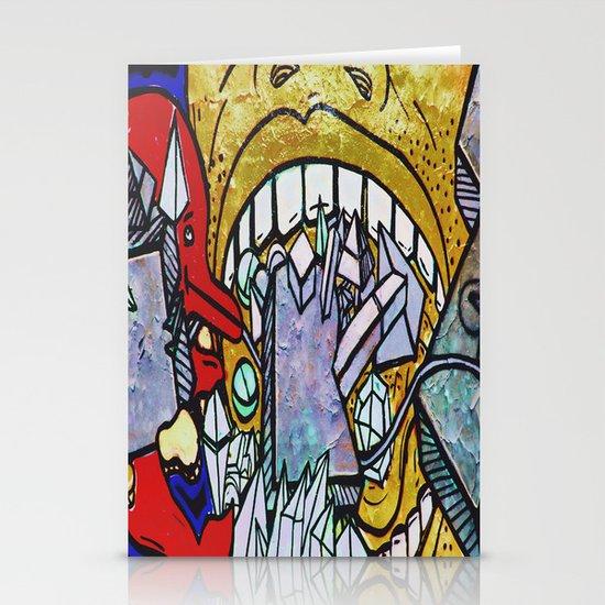 Graffiti II Stationery Cards