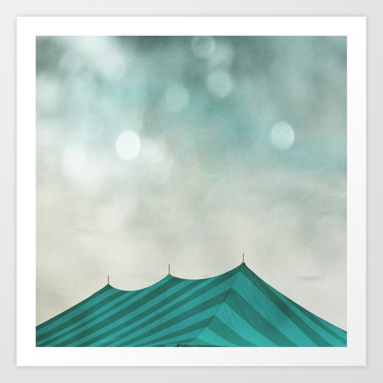Circus Magic  Art Print