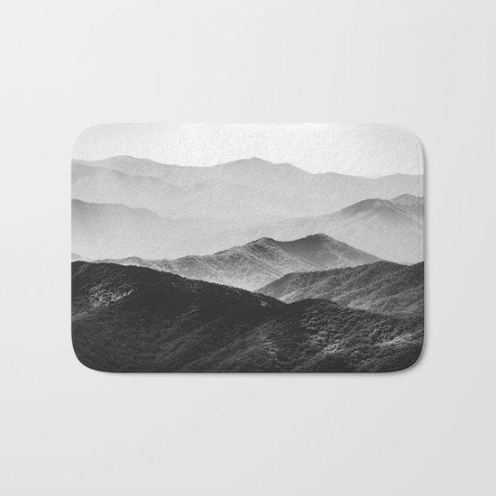 Smoky Mountain Bath Mat