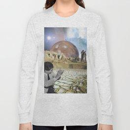 Moon Honey Long Sleeve T-shirt