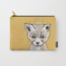 Little King Fox Carry-All Pouch