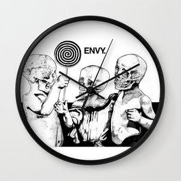 SEVEN DEADLY SINS : ENVY. Wall Clock
