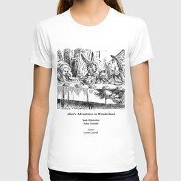 "John Tenniel, "" Alice's Adventures in Wonderland "" T-shirt"