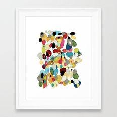 The River Bed Framed Art Print