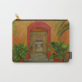 Portals to Paradise Carry-All Pouch