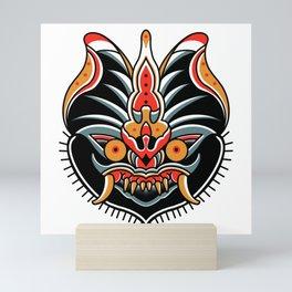 Battu Mini Art Print