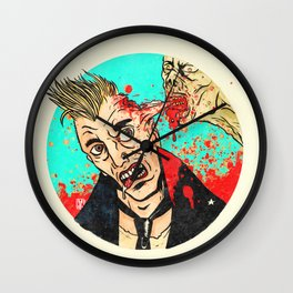 Return of the living dead Wall Clock