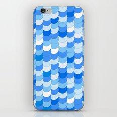 She-quins Blu iPhone & iPod Skin