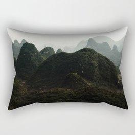 mystical China Rectangular Pillow