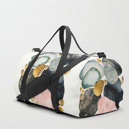 Pebble Abstract Duffle Bag
