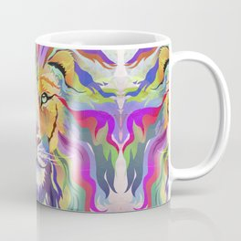 King of Technicolor II Coffee Mug