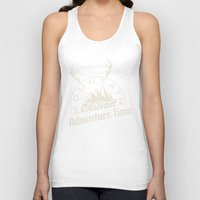 gta Tank Tops featuring GTA V Mountain Chiliad by Spyck