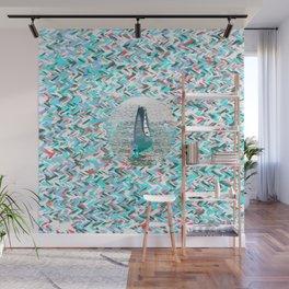 Surfin Wall Mural