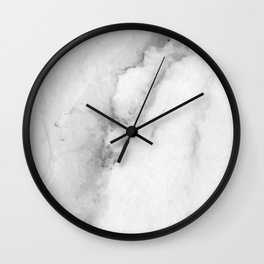 California Costal Granite I Wall Clock