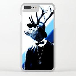 DeerMan Clear iPhone Case