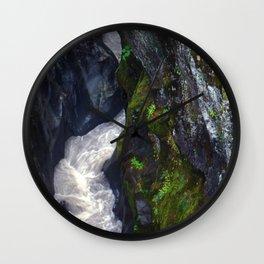 Gorge 7 Wall Clock