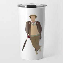 Seventh Doctor: Sylvester McCoy Travel Mug