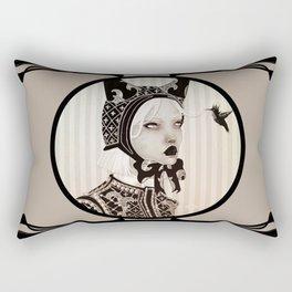 Pierrot Rectangular Pillow
