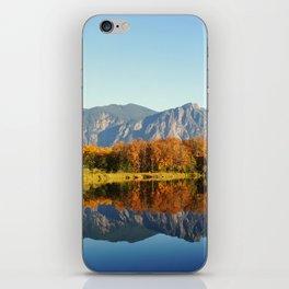 Mt Si iPhone Skin