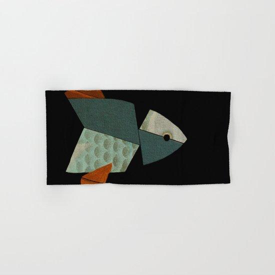Nearly a Fish Hand & Bath Towel
