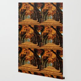 autumn Park Wallpaper