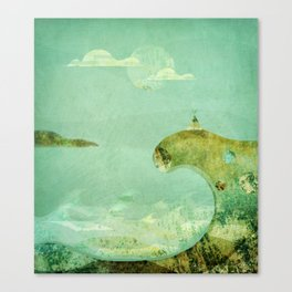 Forever Sheltered Canvas Print