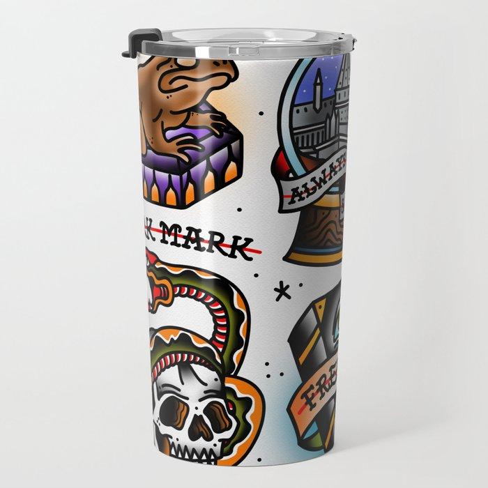 Wizardry Flash Sheet Travel Mug