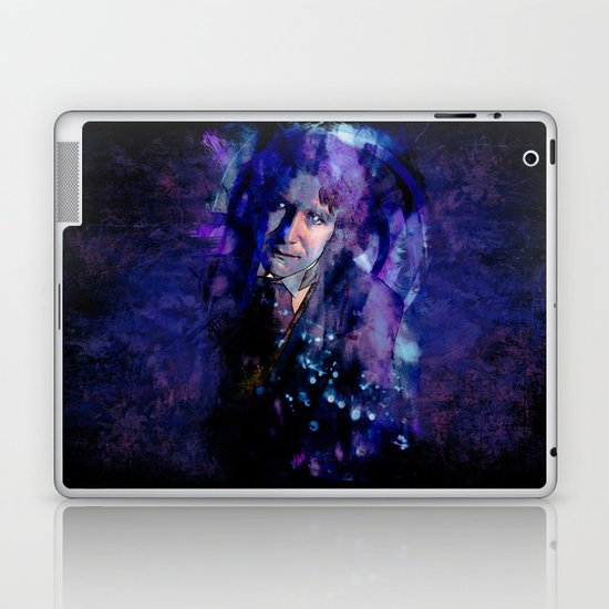 The Eighth Doctor Laptop & iPad Skin