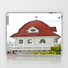 Beach Hut (I) Laptop & iPad Skin