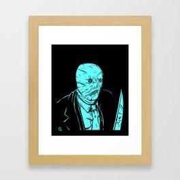 Nightbreed: Decker Framed Art Print