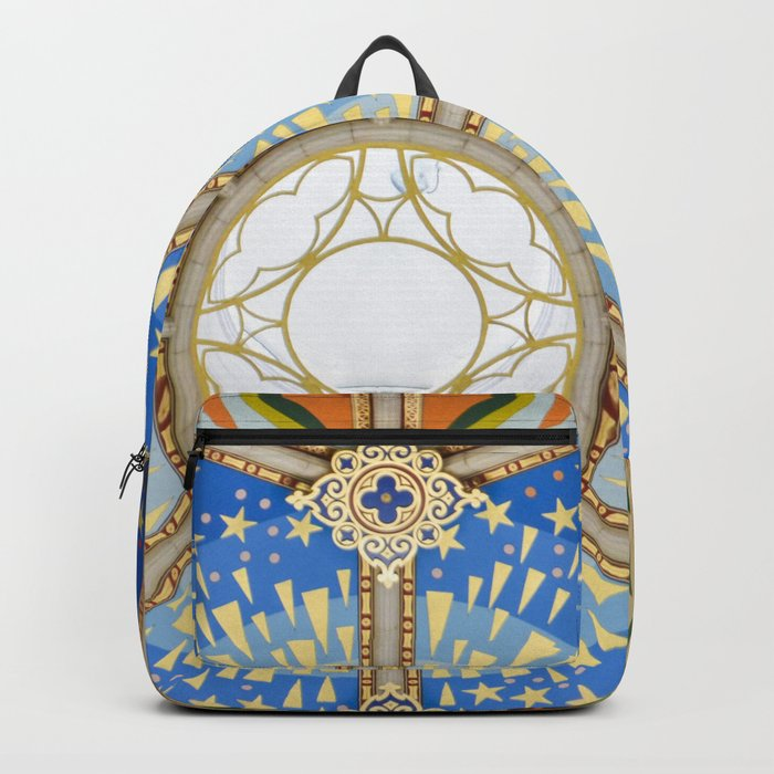 Almudena Cathedral Backpack