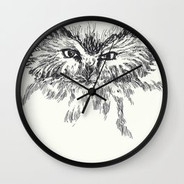 Little Owl Wall Clock